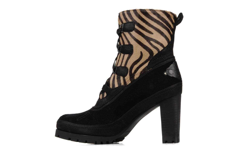 Boots en enkellaarsjes Kesslord Norfolk Zwart voorkant