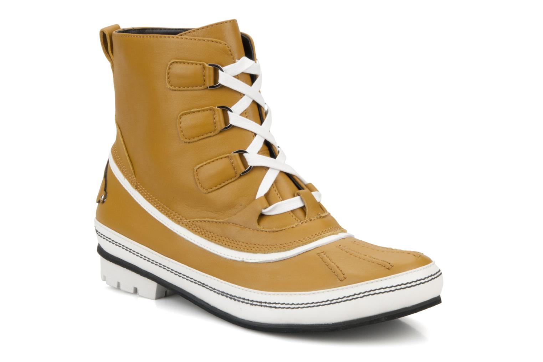 Boots en enkellaarsjes Kesslord Dawson Bruin detail