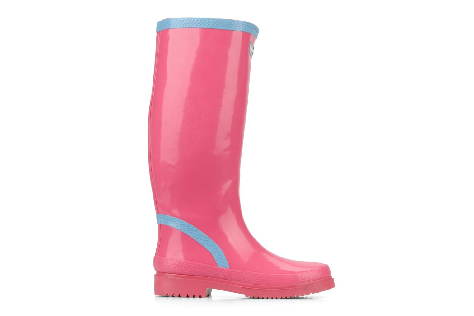 Feeling wellies w Pink Light blue