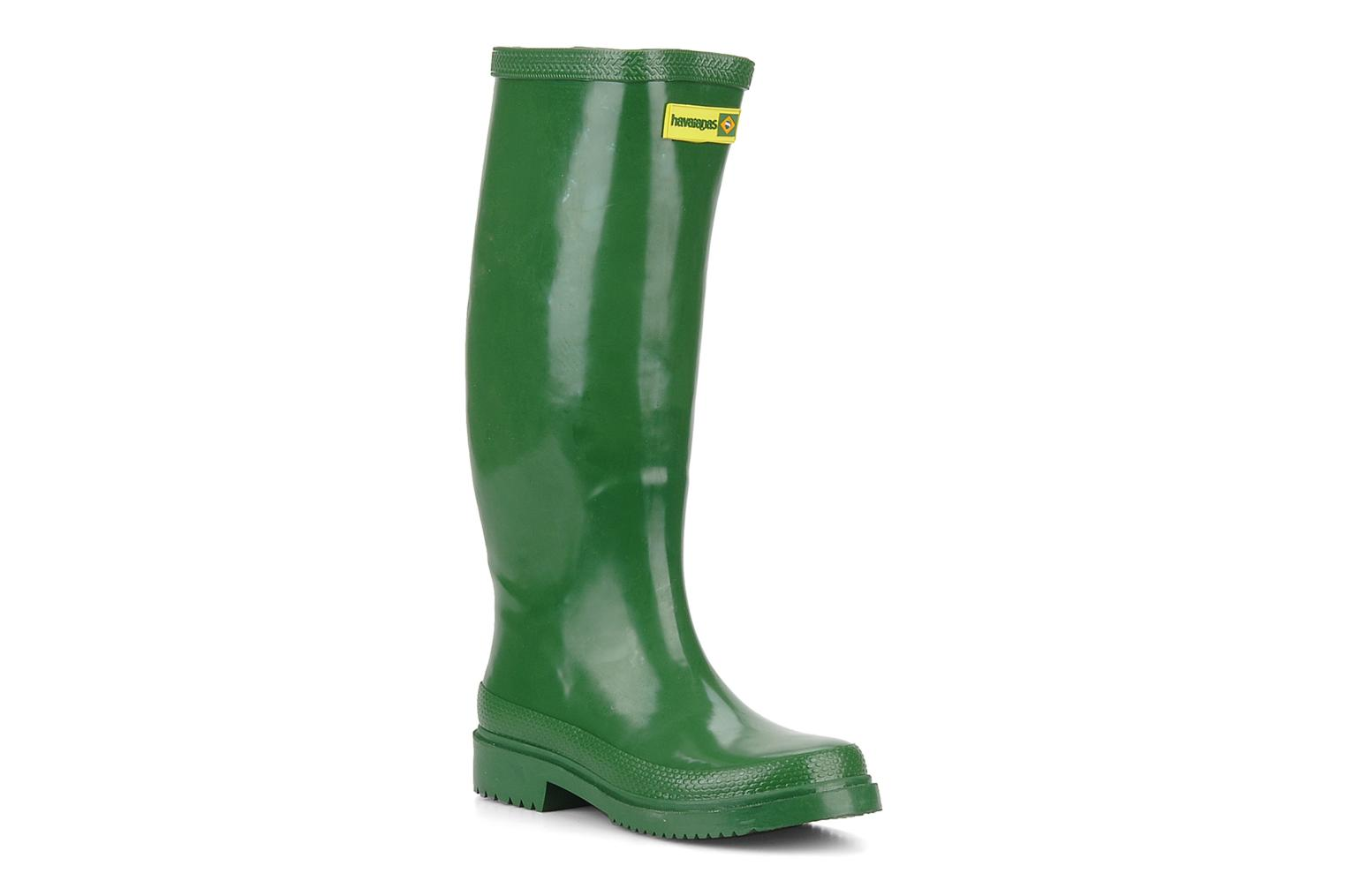 Laarzen Havaianas Feeling wellies w Groen detail