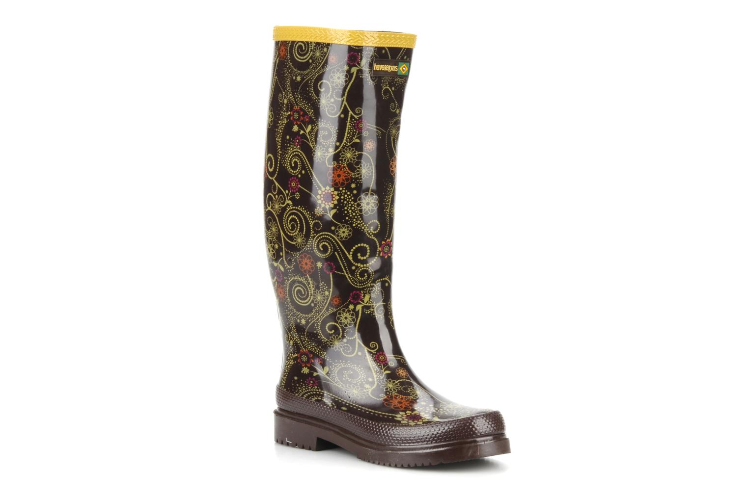 Feeling wellies printed w Elegance