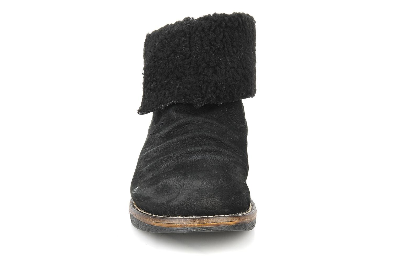 Boots en enkellaarsjes Kelsi Dagger Jaxen Zwart model