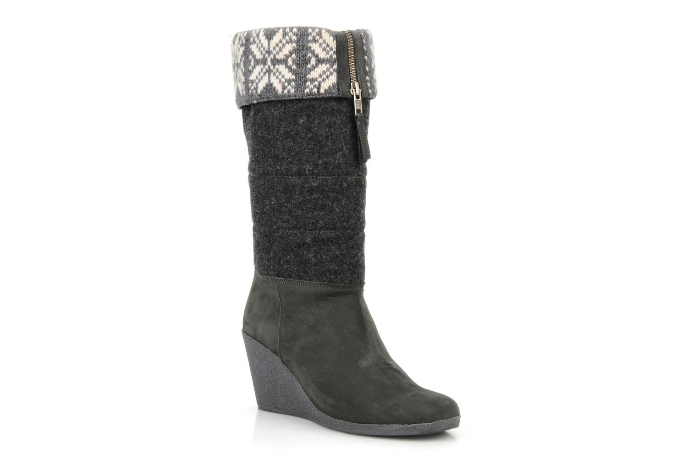 Boots en enkellaarsjes No Name Choko ski bottes Grijs detail
