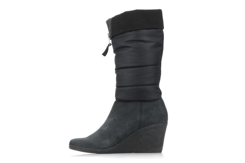 Boots en enkellaarsjes No Name Choko ski bottes Zwart voorkant