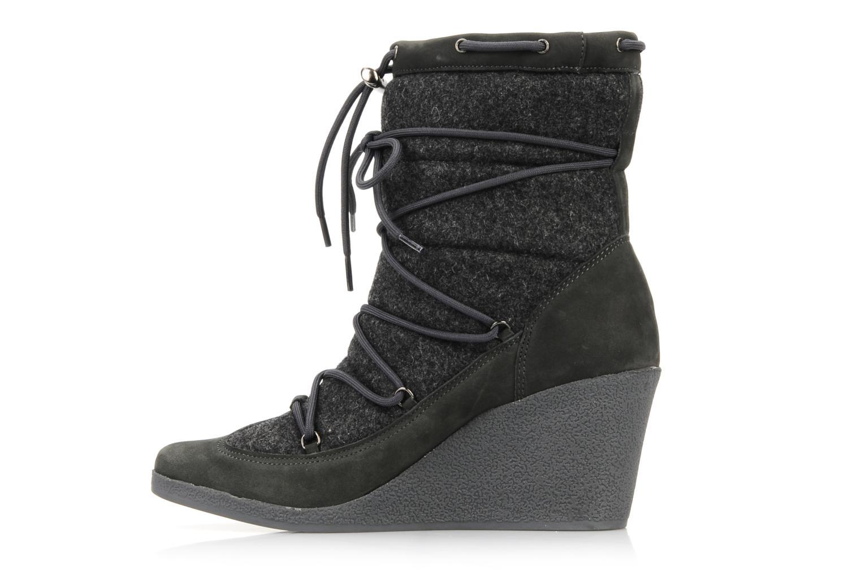 Stiefeletten & Boots No Name Choko ski boots grau ansicht von vorne