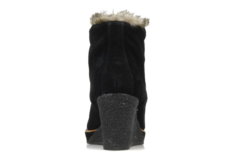 Bottines et boots No Name New aki crepe desert botte Noir vue droite