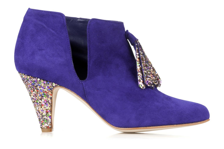 Bottines et boots Patricia Blanchet Pl55 bis Bleu vue derrière