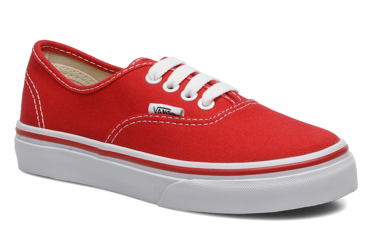 Authentic E Red