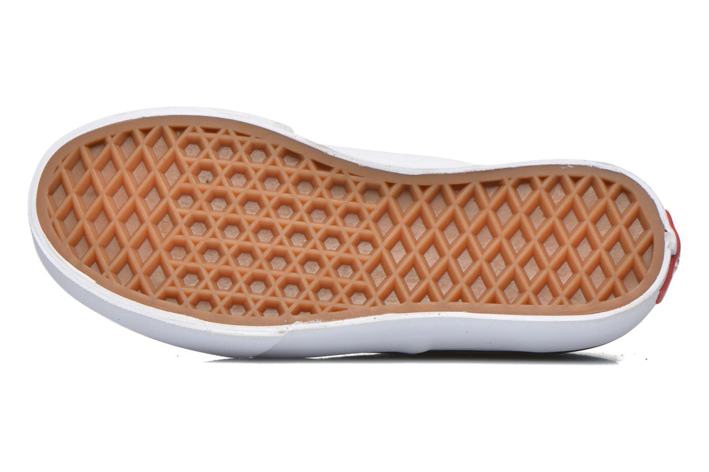 Sneakers Vans Authentic E Zwart boven