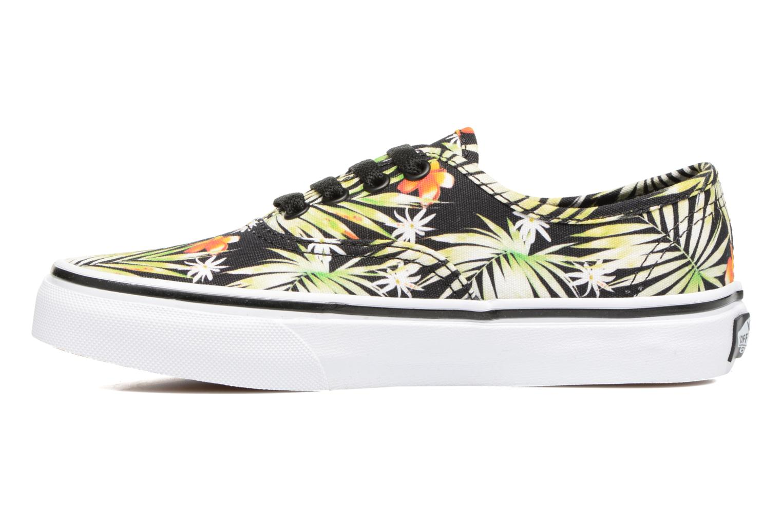 Baskets Vans Authentic E Multicolore vue face