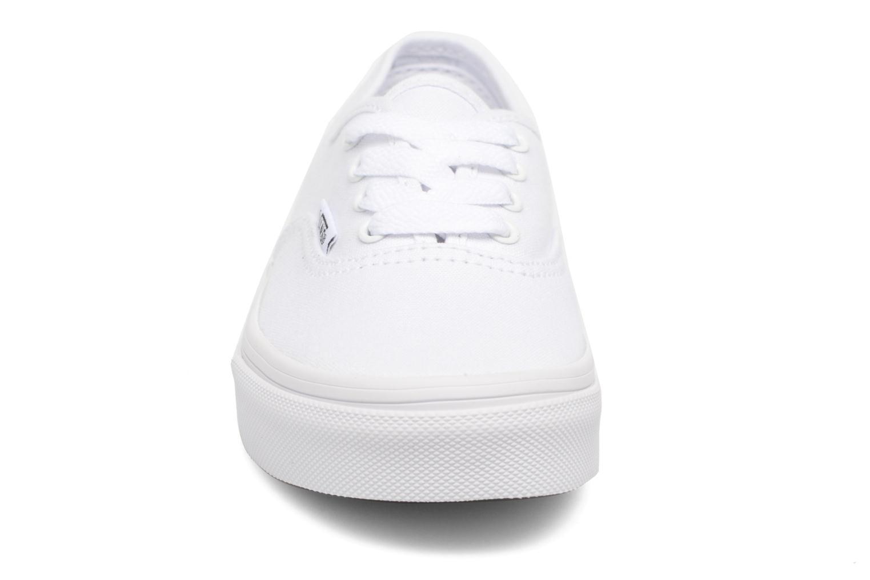Sneakers Vans Authentic E Wit model