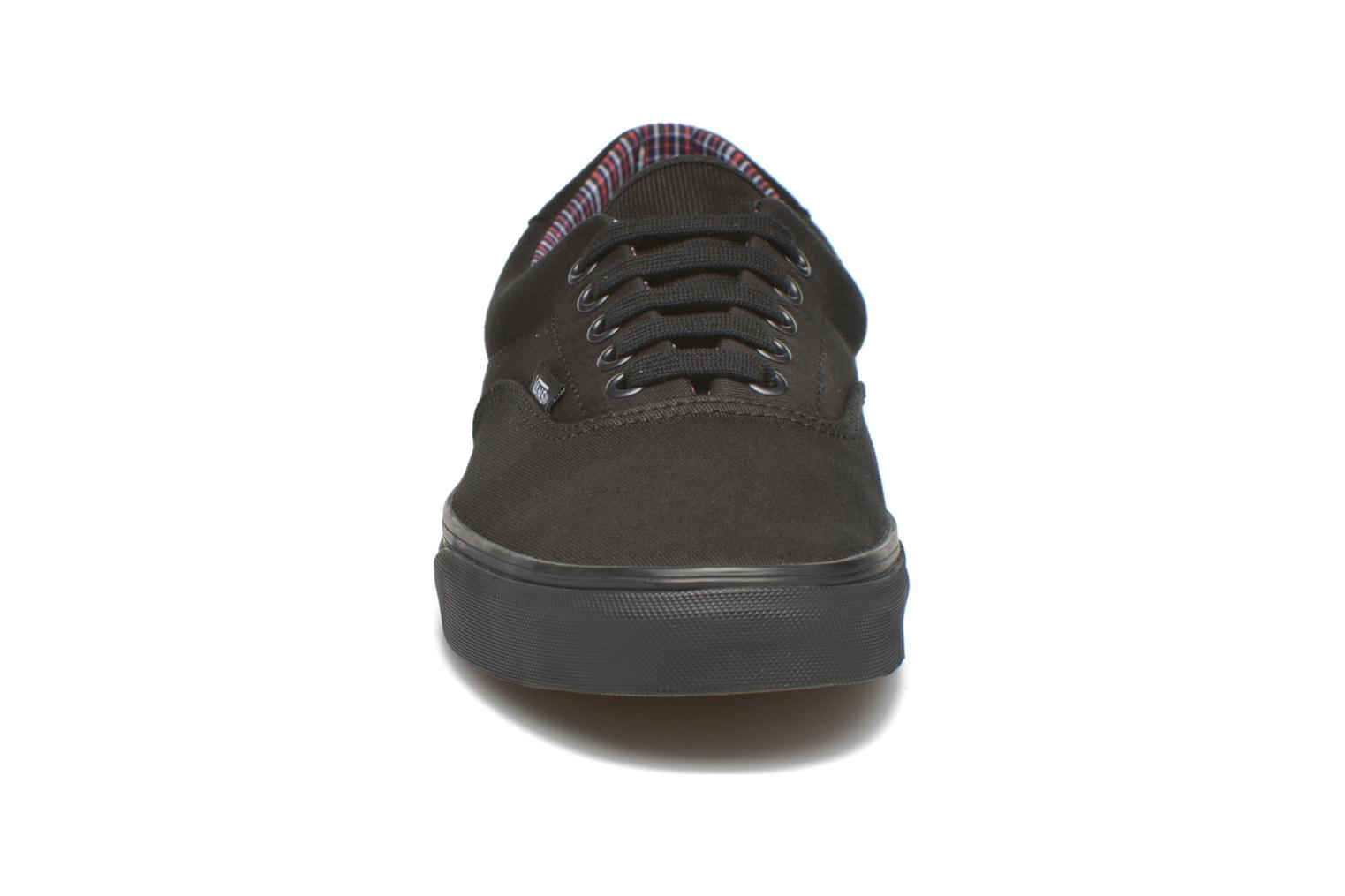 Era 59 (Cord & Plaid) Black/Black