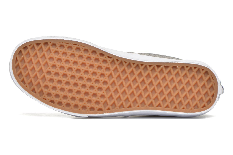 Sneaker Vans Era 59 grau ansicht von oben