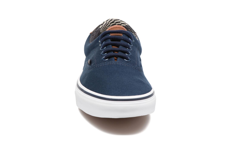 Sneakers Vans Era 59 Blå bild av skorna på