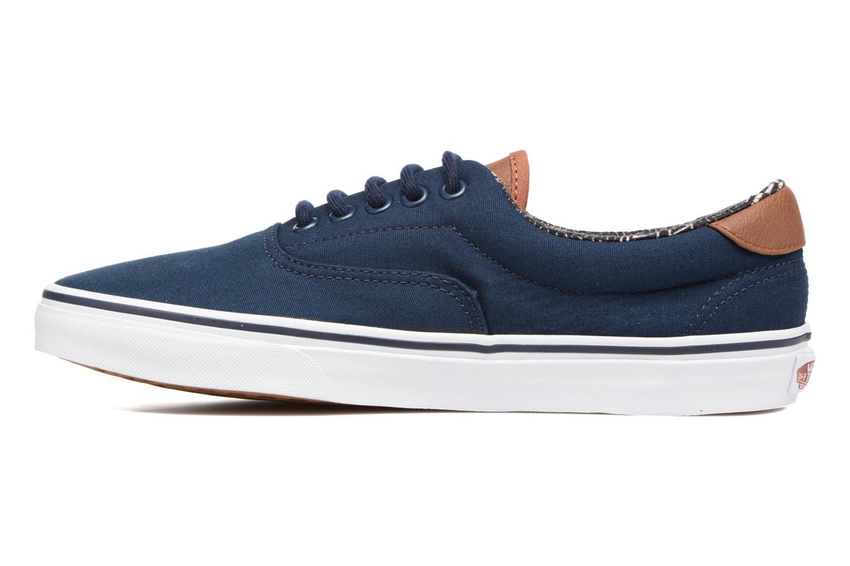 Sneakers Vans Era 59 Blauw voorkant