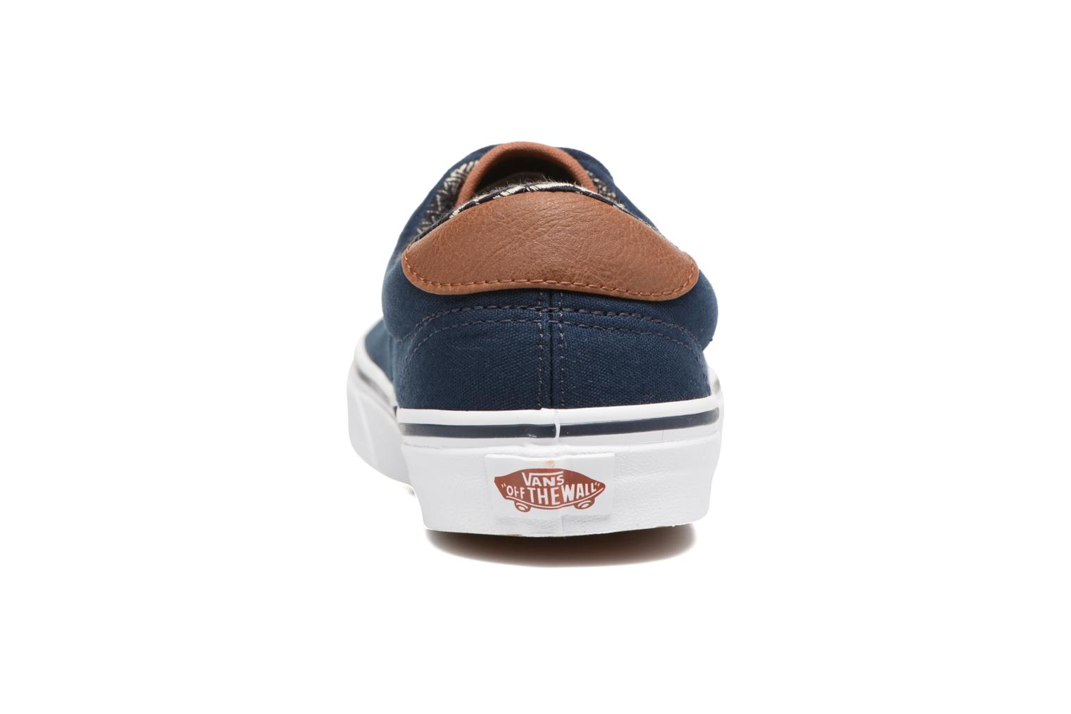 Trainers Vans Era 59 Blue view from the right