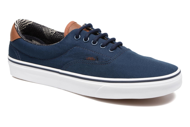 Sneakers Vans Era 59 Blå detaljerad bild på paret