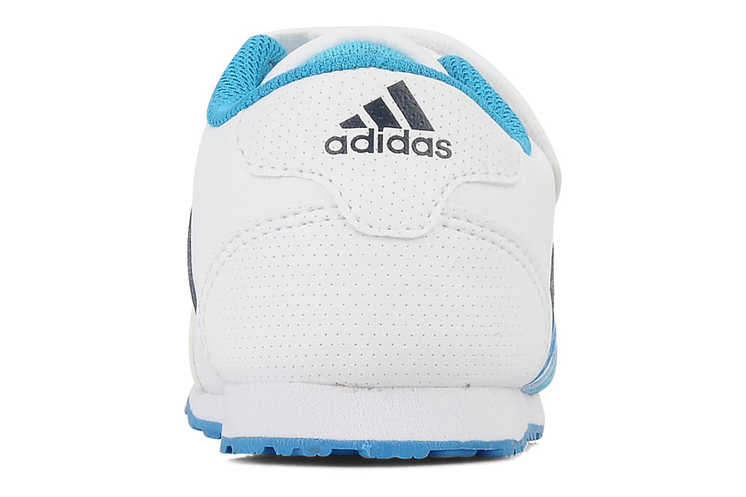 Sport shoes Adidas Performance Snice cf i White view from the right