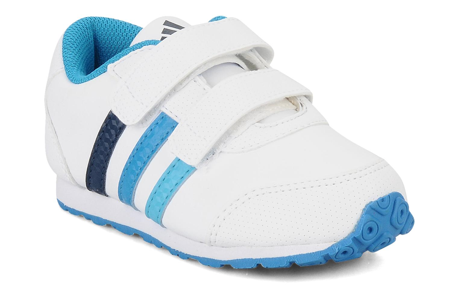 Sport shoes Adidas Performance Snice cf i White detailed view/ Pair view