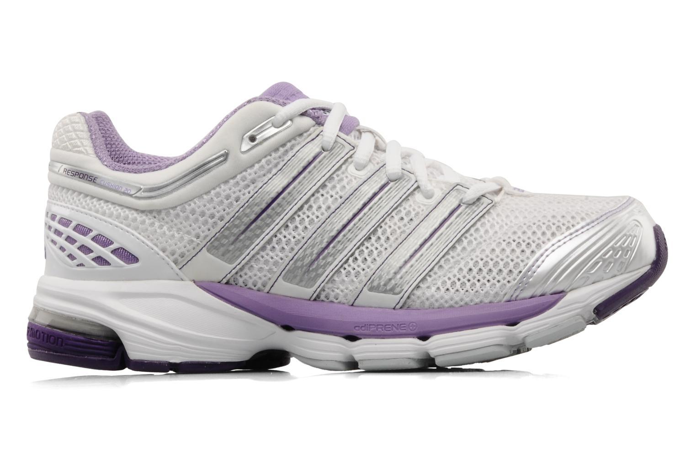 Chaussures de sport Adidas Performance Response cushion 20 w Blanc vue derrière