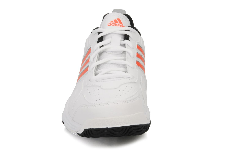 Scarpe sportive Adidas Performance Ambition str vi m Bianco modello indossato