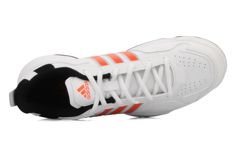 Scarpe sportive Adidas Performance Ambition str vi m Bianco immagine sinistra
