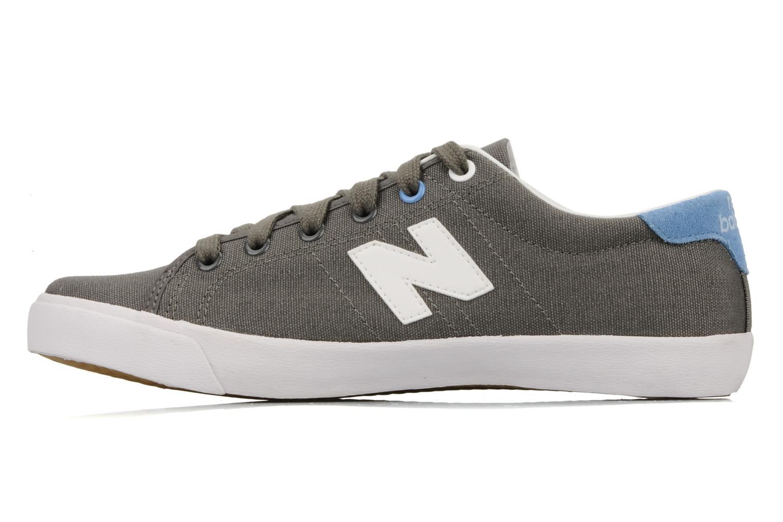 Sneaker New Balance V45 grau ansicht von vorne