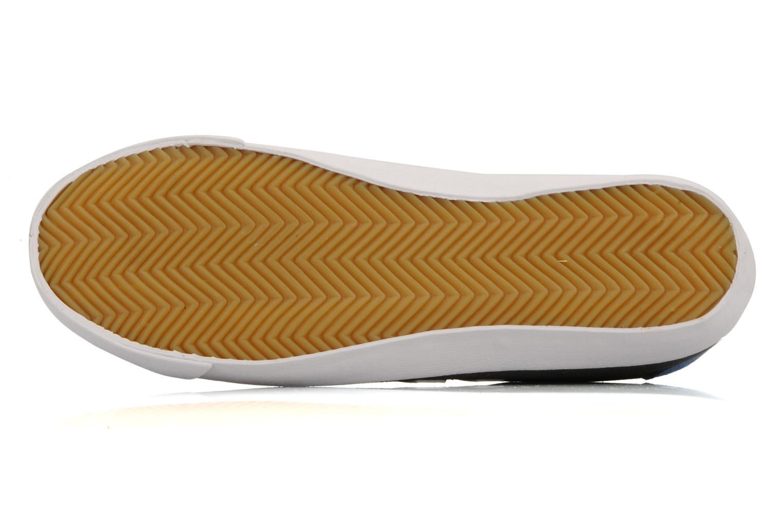 Sneaker New Balance V45 grau ansicht von oben