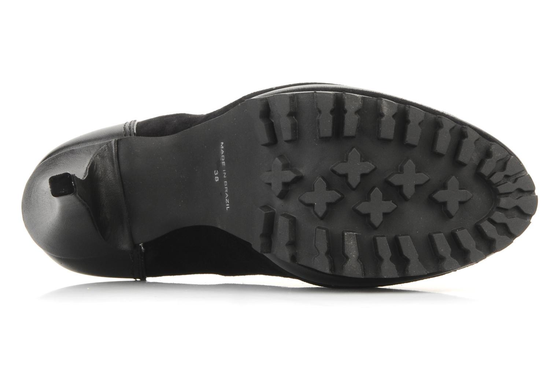 Scarpe con lacci Carvela Amiable Nero immagine dall'alto