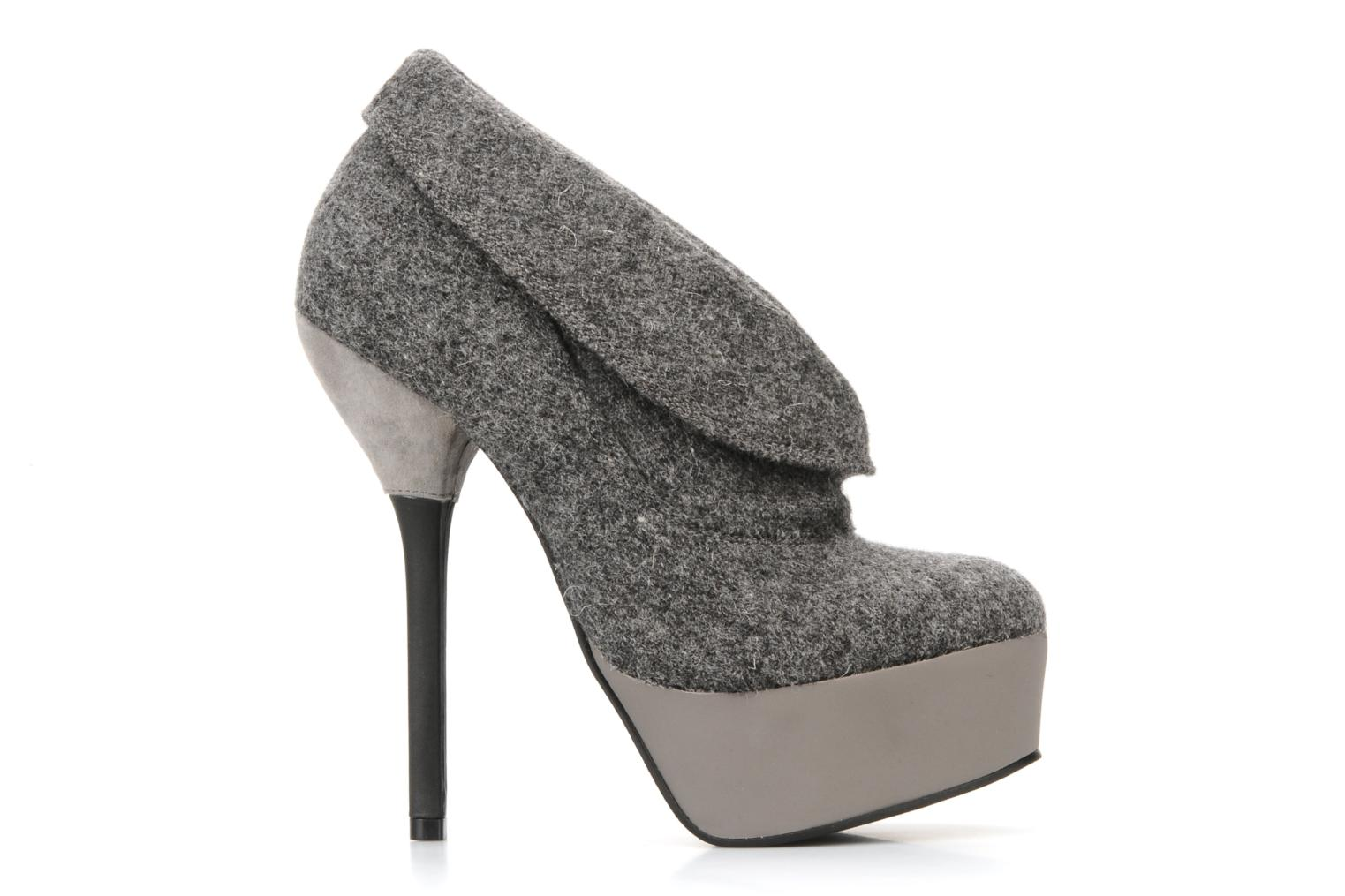 Ankle boots Carvela Stella Grey back view