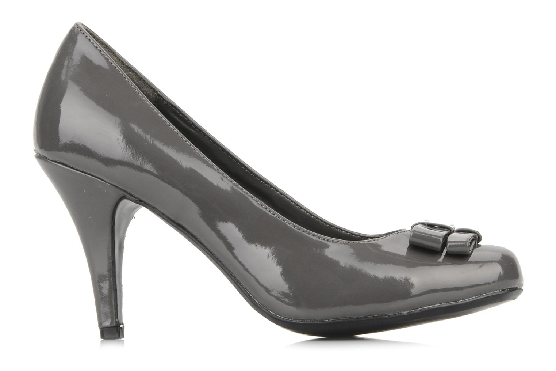 Pumps I Love Shoes Woolver grau ansicht von hinten