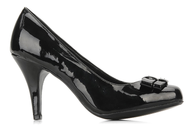 Pumps I Love Shoes Woolver schwarz ansicht von hinten