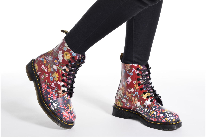 Bottines et boots Dr. Martens Pascal Bleu vue bas / vue portée sac