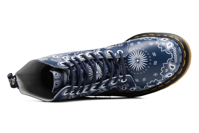 Stiefeletten & Boots Dr. Martens Pascal blau ansicht von links