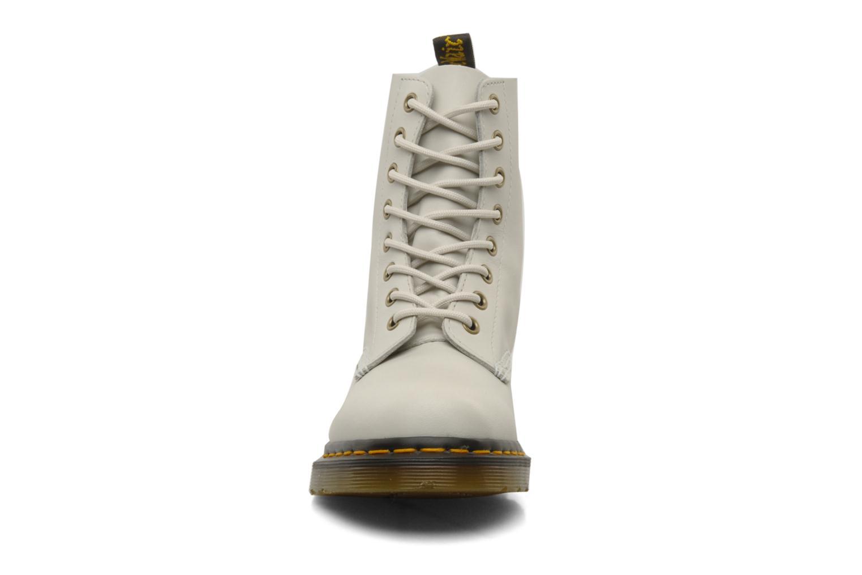 Stiefeletten & Boots Dr. Martens Pascal beige schuhe getragen