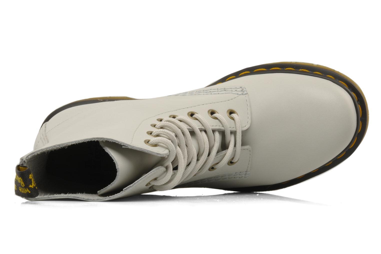 Stiefeletten & Boots Dr. Martens Pascal beige ansicht von links