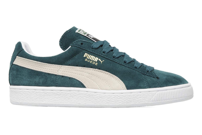 Sneakers Puma Suede Classic + Groen achterkant