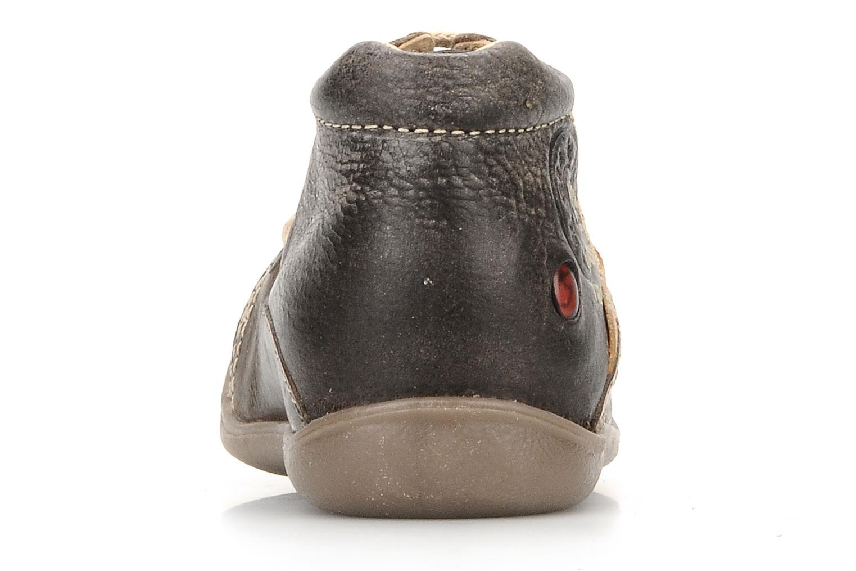Boots en enkellaarsjes GBB Babyboy 152 Bruin rechts