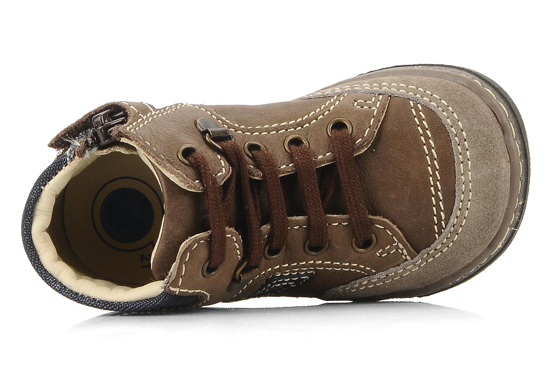 Boots en enkellaarsjes Chicco Gaucho Bruin links