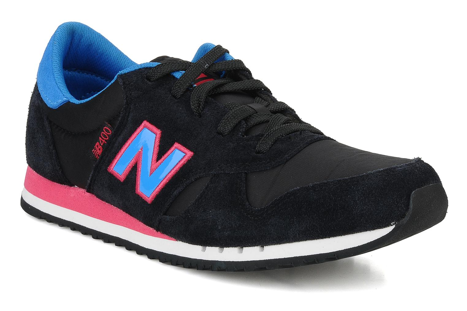Trainers New Balance M400 Black detailed view/ Pair view