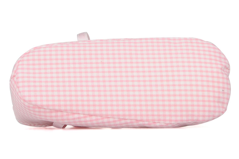 Hausschuhe Rose & Martin Delicat rosa ansicht von oben