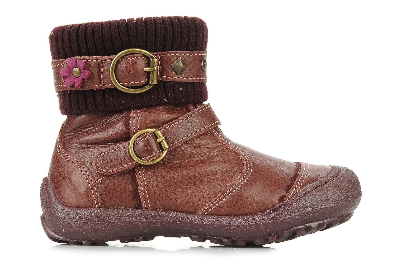 Bottines et boots Primigi Megha Bordeaux vue derrière
