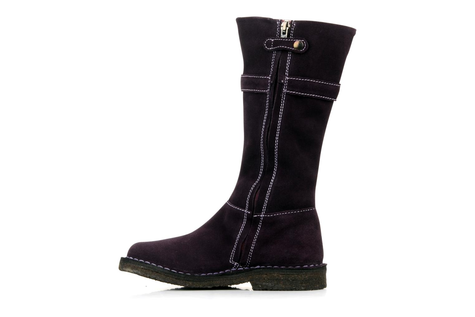 Boots & wellies Primigi Sherylyn Purple front view
