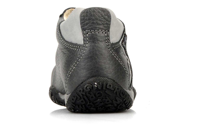 Sneaker Primigi Gerolamo grau ansicht von rechts