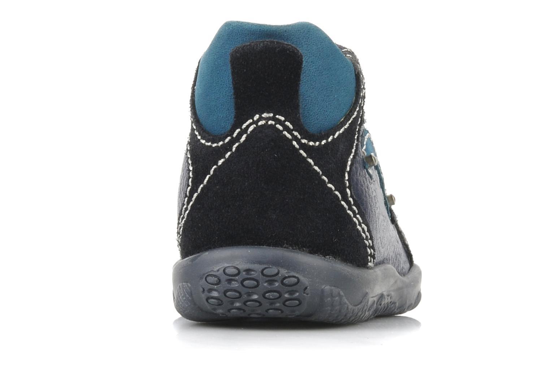 Bottines et boots Primigi Daemon Bleu vue droite