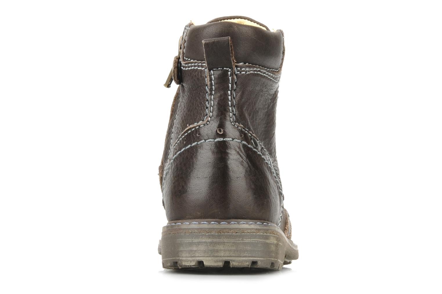 Ankle boots Primigi Lanfranco Brown view from the right