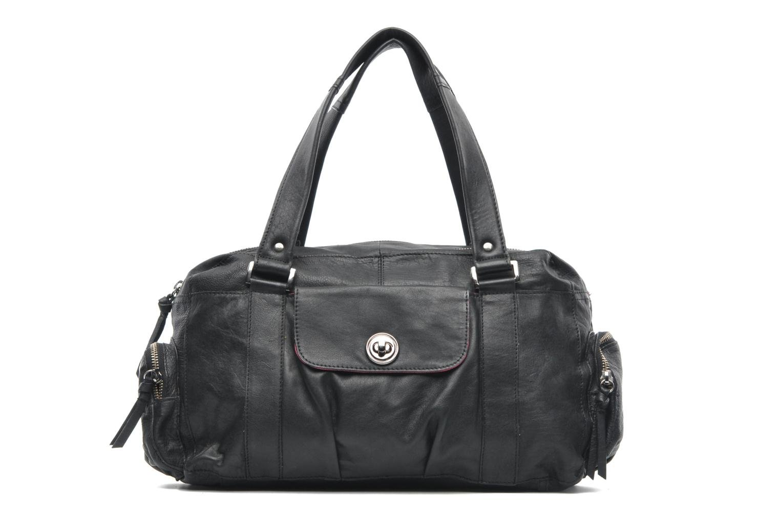 Handbags Pieces Totally Royal leather Small bag Black detailed view/ Pair view