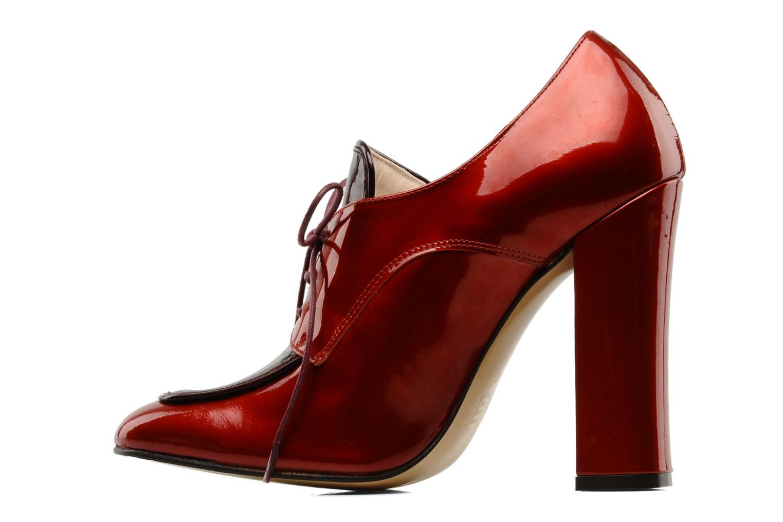 Chaussures à lacets Mellow Yellow Klipo Rouge vue face