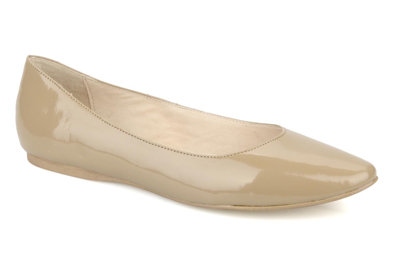 Ballerines I Love Shoes Mizaella Beige vue détail/paire