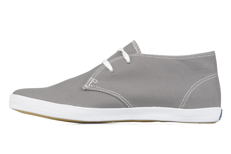 Sneaker Keds Champion chukka canvas grau ansicht von vorne